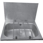 Stainless Steel Small Cleaners Bucket Sink