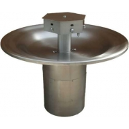 Victoria  Stainless Steel Sensor Operated Wash Fountain (6 Per)