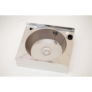 Small Stainless Steel Hand Wash Basin