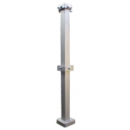 Stainless Steel Freestanding Shower Column