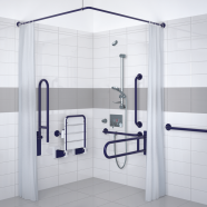 DOC M Recessed shower pack