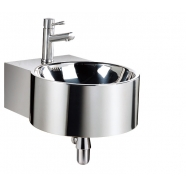 Stainless Steel Wall Mounted Hand Wash Basins