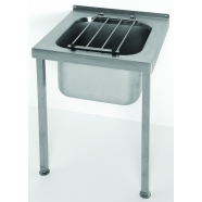Stainless Steel Large Cleaners Bucket Sink