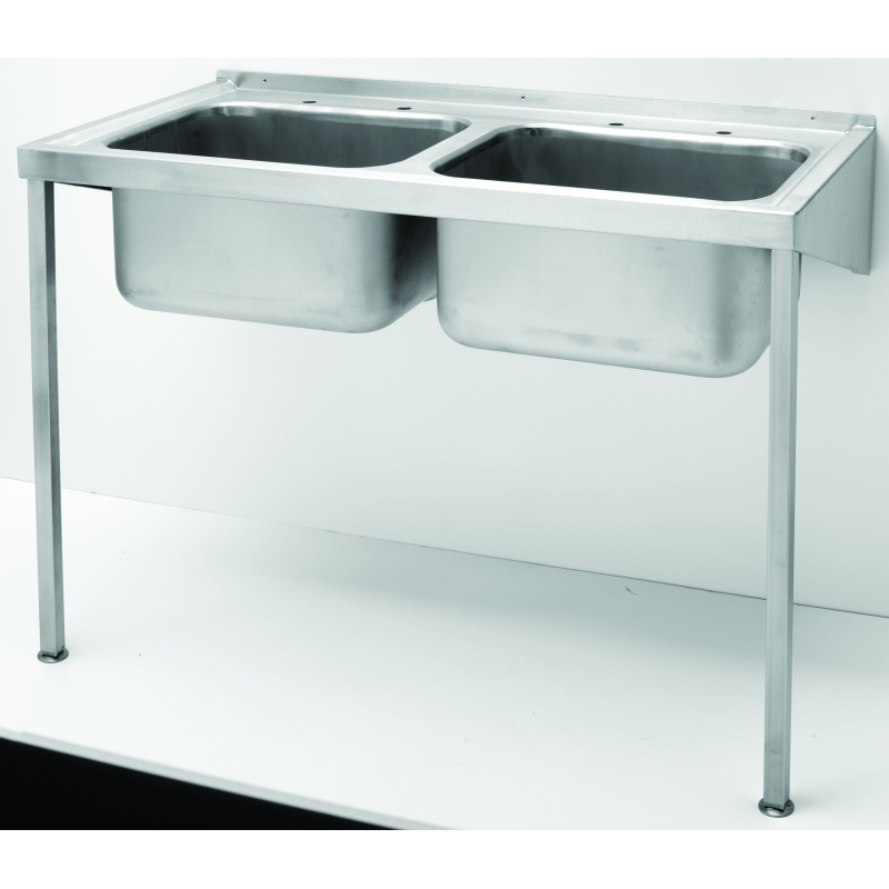 Franke Vector Sink : Hospital Sink