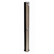 Stainless Steel Freestanding Solar Shower Column