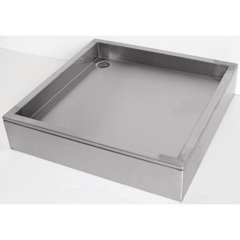 Stainless Steel Floor Standing Shower Base