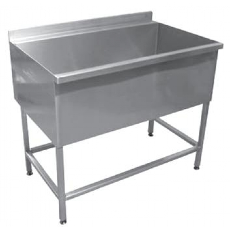 Slop Sink : Home ? Stainless Steel Large Cleaners Utility Sink