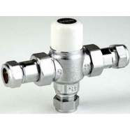 TMV3 Thermostatic Mixing Valve 15mm
