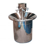 Niagara Sensor Operated Stainless Steel Wash Fountain