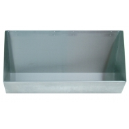 2400mm Windermere Stainless Steel Urinal Trough
