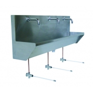 Hudson Stainless Steel Wash Trough