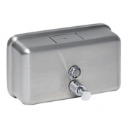 Stainless Steel Soap Dispenser Brushed Satin Finish