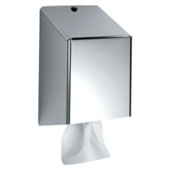 C Feed Stainless Steel Paper Towel Dispenser (Brushed Satin Finish)