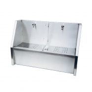Stainless Steel Ablution / Foot Wash Trough